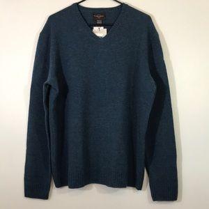 Black Brown 1826. Men's Size XL. Sweater